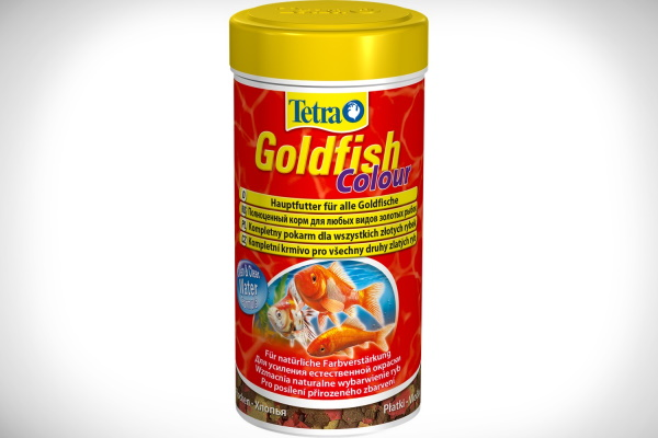 Tetra Goldfish для золотых рыбок