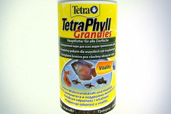 TetraPhyll Granules